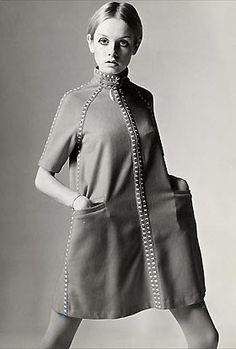 Twiggy 1960's