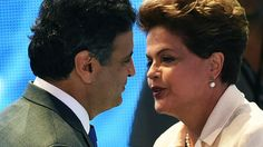 All you need is love! Aécio Neves (PSDB) e Dilma Rousseff (PT), 2014