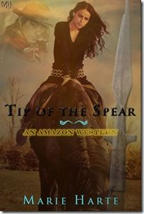 The Book Vixen: Book Review: Tip of the Spear by Marie Harte