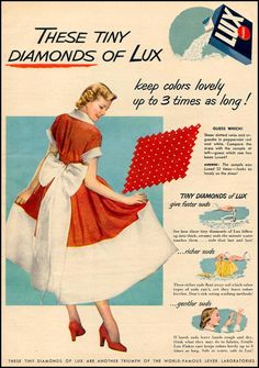 LUX SOAP WOMAN'S DAY 07/01/1949 p. 17