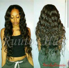 Factory Price body wavy Brazilian virgin human hair glueless full lace wig/lace front wigs with baby hair for black women $125.00 - 275.00 Long Curly Weave, Hair Stores, Wigs For Black Women, Hair Laid, Wig Hairstyles, Long Weave Hairstyles, Human Hair Wigs, Hair Inspo, Hair Inspiration