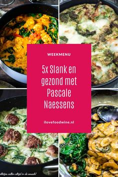 Recepten: 5 x koolhydraat-arm met Pascale Naessens A Food, Good Food, Food And Drink, Yummy Food, Easy Healthy Recipes, Low Carb Recipes, Seafood Recipes, Wine Recipes, Whipped Goat Cheese