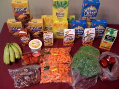 Our Smiths (Kroger) Shopping Trip – Saved Nearly 60%!! June 15, 2010