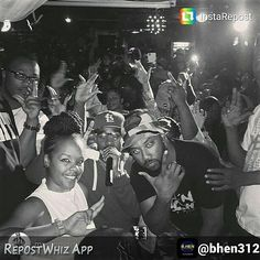 #repost from @djinfamousone -  By @bhen312 via @RepostWhiz app: Appreciate everyone that came out last night. The goal is for you to leave your worries at the door and have the time of your life and we did that @djinfamousone #OutWorkWho #AboutLastNight @murphderrty @kyngkyjuan @overtimegrind #DigitalKingPins #MeetTheSupplier #GetInfamous