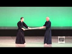 Shinto Muso-ryu Jojutsu - the Jo staff, a staff four feet long
