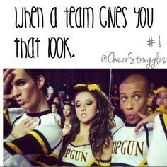 Lol Megan's face (the guys look super gay)