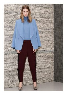 STELLA McCARTNEY 2013~14pre  i like this combination of colors