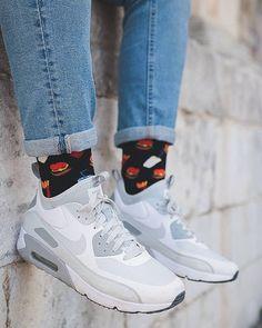 Happy Socks® - Colorful Design Socks For Men, Women & Kids. Buy Colorful Socks In Our Official Store! Pizza Socks, Food Socks, Women's Socks, Crispy French Fries, Food Patterns, Colorful Socks, Happy Socks, Swim Shorts