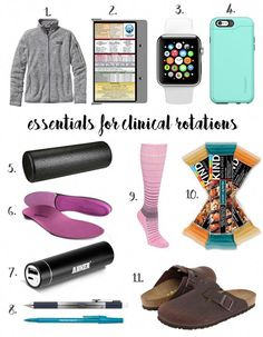 Franish my clinical rotation essentials supply list for clin supply list for clinical in nursing school click through to get this free printable look at it every day before your nursing clinicals to be sure you don t forget anything