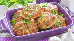 Amazing Chicken Burgers: Juicy and flavorful, low fat, easy to eat, bariatric friendly.