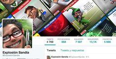 Celebrando los primeros 15,000 followers en Twitter