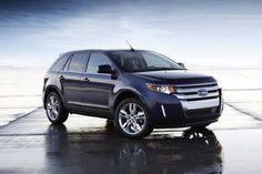 Ford Edge 2012 - Megan's new SUV