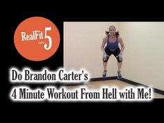 Brandon Carter's Workout From Hell Video Response