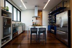 CASA DECK (2014) - MarchettiBonetti+ #kitchen #house