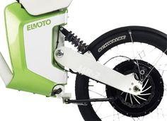 hr-2 electric bike by elmoto