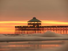 Folly Beach Pier, SC  One of my favorite beaches!! & Places!!!