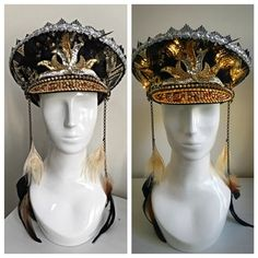 love khaos Hats #bohochic #festivalstyle #festivalfashion #burningman #bohobride #fashioninspiration #coachella