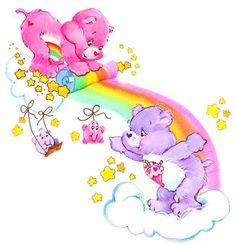 #orsetti del cuore Arrotoliamo l'arcobaleno