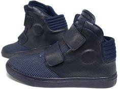 Heren Hoge Sneaker Blauwe HCS061 | Modedam.nlDe mooiste heren schoenen bestelt u in onze winkel. Bij ons vindt u verschillende betaalbare sneakers, nette schoenen en sport schoenen. U vindt gegarendeerd de exclusieve schoenen die u outfit compleet maakt. Bekijk ons collectie!!! Er is vast wel een sc