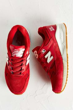 9ccc563cc New Balance 90S Solid 530 Running Sneaker Cute Sneakers