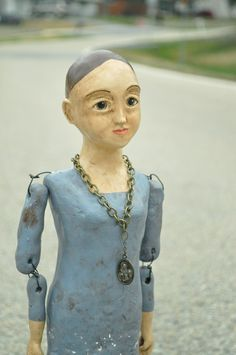 Ann- Santos cage doll