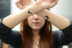 I don't really like tatoo's, but these are cute.