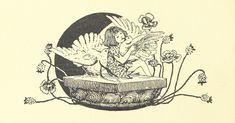 Image taken from page 38 of 'Songs for Little People. [With illustrations by H. Stratton.]'   by The British Library