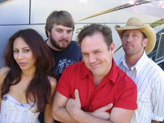 Cowboy Mouth. New Orleans.  Not a huge fan, though they put on a decent show.  One of the Voodoo Fests.