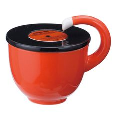 Record Player Mug now featured on Fab.