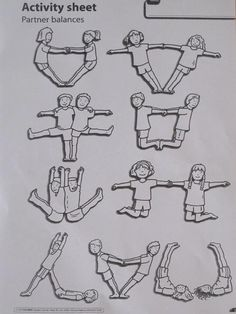 Making Body Shapes (with Printable Body Shape Cards