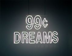 my dreams are priceless :)