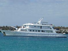ecuador santa cruz island boat - Google Search