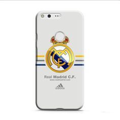 Real Madrid Club De Fútbol La Liga Spanyol Logo Google Pixel XL 3D Case