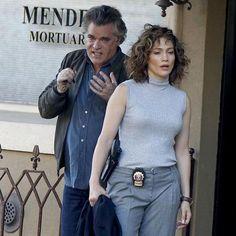 Jennifer Lopez (Harlee)  with Ray Liotta (Wozniak)