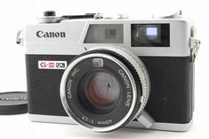 【EXC++】Canon Canonet QL17 GIII G3 35mm Rangefinder Film Camera Japan 285  #Canon