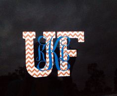 University of Florida Gators Monogrammed by LoveAndMonograms, $12.00