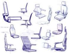 Modern Furniture Sketches pinmes on interior design drawings | pinterest | interior