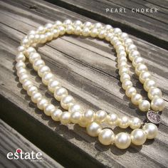Gotta have pearls for Springtime!