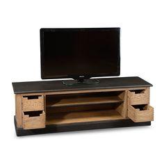 1904 TV Cabinet L 66 ¼ x H 20 ½ x D 18 ½ in
