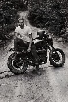 46 Ideas motorcycle for men fashion david beckham Motorcycle Wedding, Bobber Motorcycle, Motorcycle Style, Motorcycles, Motorcycle Fashion, Motorcycle Accessories, Motorcycle Outfit, Motorcycle Photography, Photography Poses For Men