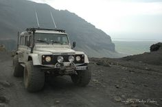 4 wheel drive show in iceland | Icelandic Land Rover