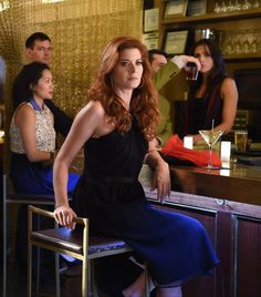 Debra Messing plays a crack detective with a turbulent home life in 'The Mysteries of Laura'