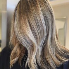 Natural Blonde Beauty. Color by @justhairobsession  #hair #hairenvy #hairstyles #haircolor #blonde #bronde #balayage #highlights #newandnow #inspiration #maneinterest
