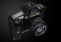 Canon Designed by Luigi Colani Got mine in Medium Format Photography, Colani, Packing Checklist, Camping Packing, Canon Cameras, Photo Equipment, Design Awards, Luigi, Product Design