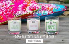 Vente de bougies La Belle Mèche sur Internet - La Belle Mèche