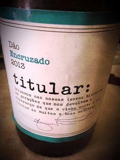 El Alma del Vino.: Caminhos Cruzados Titular Encruzado 2013.