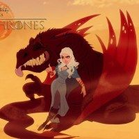 Game of Thrones Re-Imagined as a Disney Movie