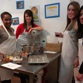 grain-free baking class held at Butter Lane (NYC) on Mar 5th - lovable ladies who made our first class a blast!