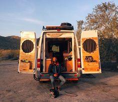 Guest Post: Converting a Sprinter Van into a Tiny Home — Tiny House, Tiny Footprint