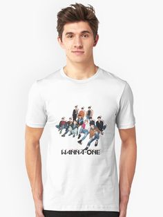 WANNA ONE | Unisex T-shirt | WANNA ONE MERCH // #wannaone #wannable #kangdaniel #hasungwoon #kimjaehwan #parkjihoon #leedaehwi #ongseongwu #laikuanlin #baejinyoung #yoonjisung #hwangminhyun #parkwoojin #kpop #produce101